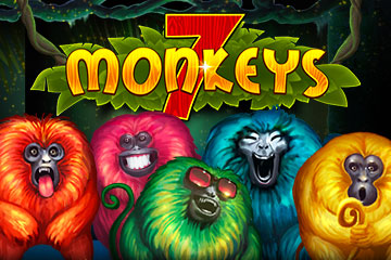 Play 7 Monkeys Online With No Registration Required!