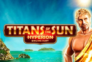 Titans of the Sun Hyperion slot machine free play