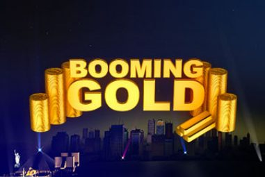 Booming Gold slot machine free play