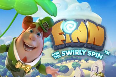Finn and the Swirly Spin slot machine free play