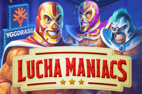Lucha Maniacs slot machine free play