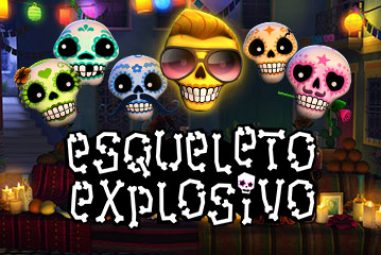 Esqueleto Explosivo slot machine free play