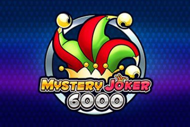 Mystery Joker 6000 slot machine free play