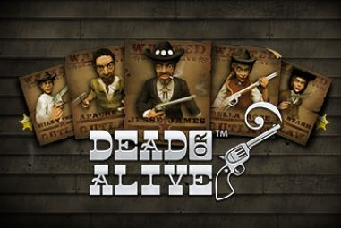 Dead or Alive slot machine free play