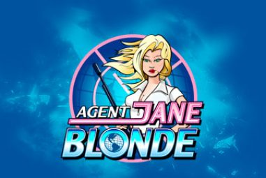 Agent Jane Blonde slot machine free play