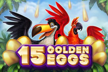 15 Golden Eggs slot machine free play