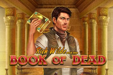 Book of Dead slot machine free play