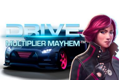 Drive Multiplier Mayhem slot machine free play