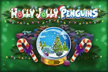 Holly Jolly Penguins slot machine free play