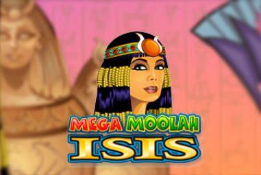 Mega Moolah Isis slot machine free play